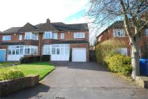4 bed semi detached home for sale in Birmingham Road...