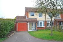 semi detached home for sale in Admiral Parker Drive...