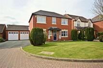 Detached house for sale in Park Croft, Burntwood...