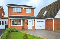 Detached property for sale in Anker Close, Burntwood...