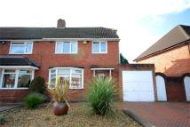 3 bedroom semi detached property for sale in Rectory Park Avenue...