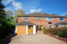 4 bed semi detached house in Schoolfields Road...