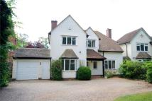 3 bed Detached house in Hardwick Road, Streetly...
