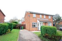 2 bed semi detached property for sale in Compton Drive, Streetly...