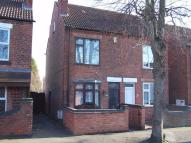 semi detached property in Millfield Road, ILKESTON...
