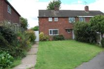 semi detached home for sale in Hillary Place...
