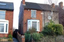 semi detached property for sale in Lower Stanton Road...