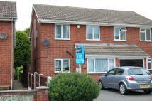 semi detached property for sale in Croft Crescent, Awsworth...