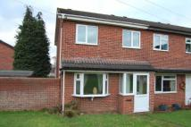 semi detached house in Boscawen Court, Ilkeston...
