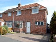 3 bed semi detached house in Queens Avenue, ILKESTON...