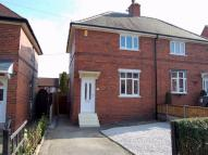 semi detached property in Greenwood Avenue...