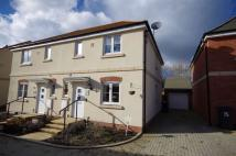 3 bed semi detached house in Medlar Close...