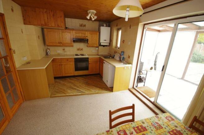 Kitchen/diner ...