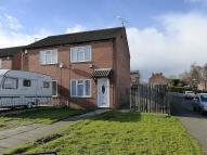 semi detached property for sale in St. James Close...