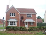 4 bed Detached house in Graham Way...