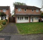 semi detached house in Ashbourne Crescent...