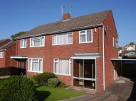 semi detached home for sale in Corner Close, Wellington...