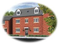 4 bed new property for sale in Hunters Green ...