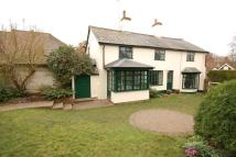 Detached property for sale in Therfield, Herts