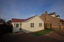 3 bed Detached Bungalow in Highfields Road...