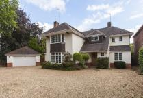 Detached home for sale in Hills Road, Cambridge