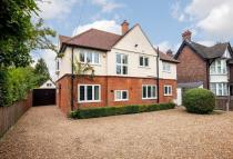 Detached property for sale in Huntingdon Road...