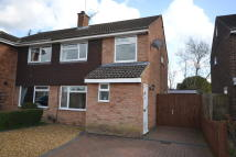 3 bedroom semi detached house in Kelsey Crescent...