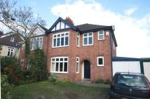 3 bed semi detached property in Gilbert Road, Cambridge