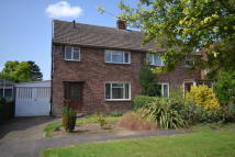semi detached home for sale in Izaak Walton Way...