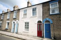 Terraced house in Kingston Street...