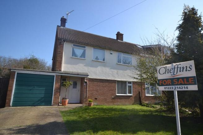 3 Bedroom Semi Detached House For Sale In Beaumont Road Cambridge Cb1