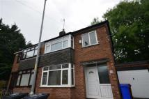 semi detached home in Park Range, Rusholme