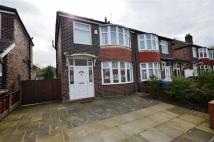3 bedroom semi detached home in Brassington Road...