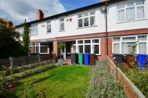 3 bedroom Terraced home in Tunstead Avenue, Didsbury
