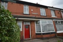 4 bed Terraced home to rent in Burton Road, Didsbury
