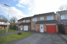 Detached property in Bluestone Drive...