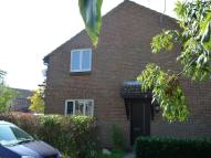 1 bedroom semi detached property in Bradfield Close...