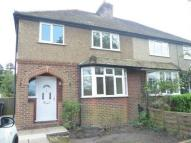 Connaught Road semi detached house to rent