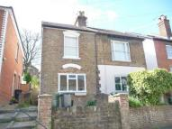 2 bedroom semi detached property in Addison Road, Guildford