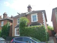 3 bed semi detached property in Dapdune Road, Guildford