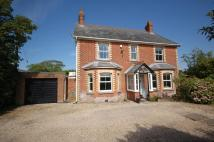 Detached home in Bashley Common Road...