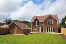 new home for sale in St Johns Road, Bashley