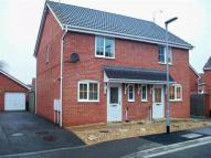 2 bed semi detached property for sale in Jubilee Way, Crowland...