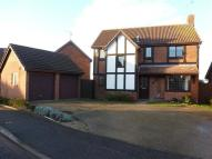 4 bed Detached house in Campbell Drive...