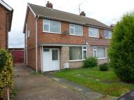 3 bedroom semi detached home in Oak Road, Glinton...