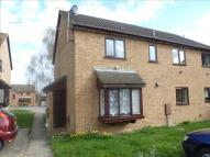 2 bedroom semi detached house in Newton Road, Sawtry...