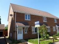 semi detached house in Collyns Way, Collyweston...