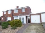 semi detached property for sale in Fairview Drive, CHATTERIS