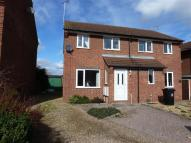 3 bed semi detached home in Fraser Close...