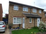 Fraser Close semi detached house for sale